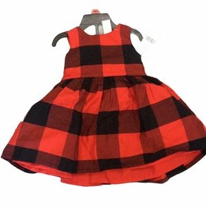 🎀Carters🎀Baby Girl Dress 9 months
